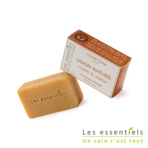 Savon Cannelle orange