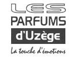 Les Parfums d'Uzège - logo avant 2017