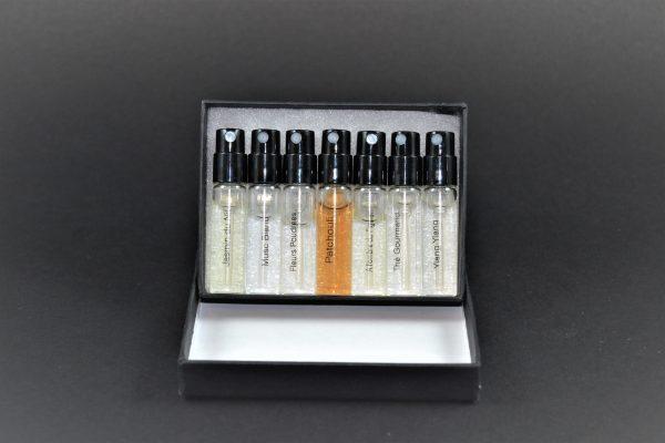 Coffret découverte Huit Fragrances