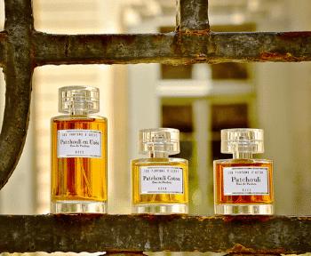 Parfums Patchoulis, les Parfums D'Uzège